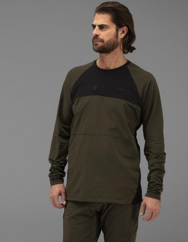 Heat - ogrzewana koszulka termalna z powerbankiem GRATIS
