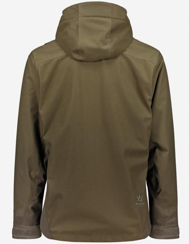 Superior II Brown - całoroczna kurtka myśliwska z membraną