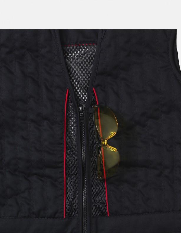 Skeet II kamizelka strzelecka czarna
