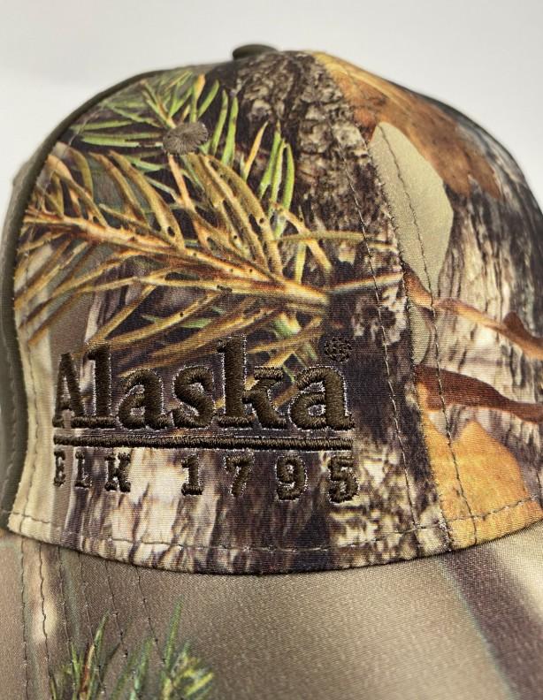 Czapka z daszkiem Alaska BlindMax