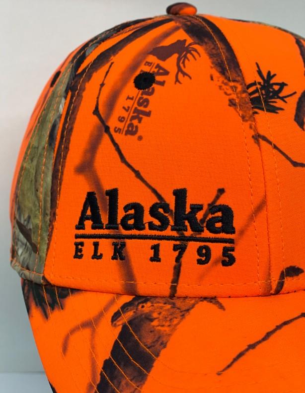 Czapka z daszkiem Alaska BlindMax Blaze