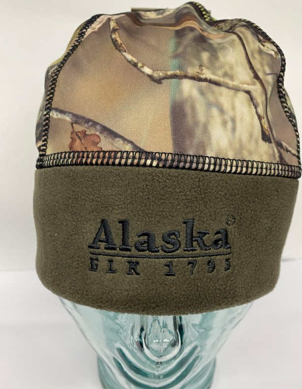 Czapka polarowa 220g Alaska BlindMax HD