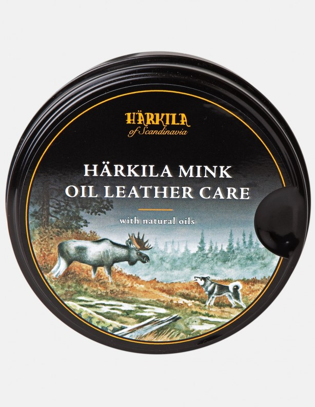 Impregnat do skór Mink Oil Leather care