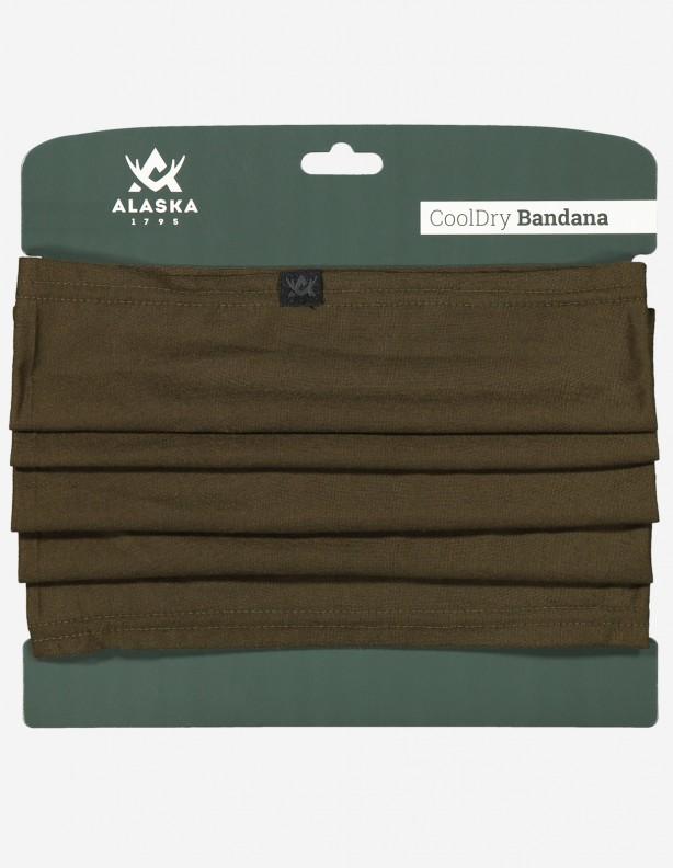 Alaska bandana / ocieplacz na szyję CoolDry® brąz