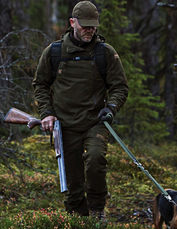 Pro Hunter Move - bardzo mocny zestaw + materiał Gore-Tex®