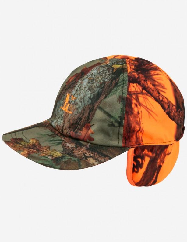 Grand Nord - ocieplana czapka na polowanie zbiorowe