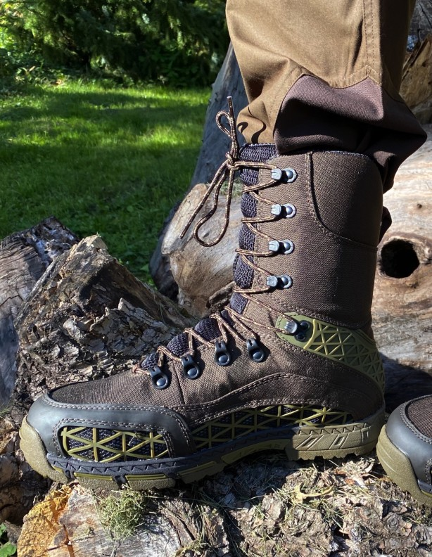 "Trapper Master GTX 9"" olive - lekkie buty membrana Gore-Tex®"