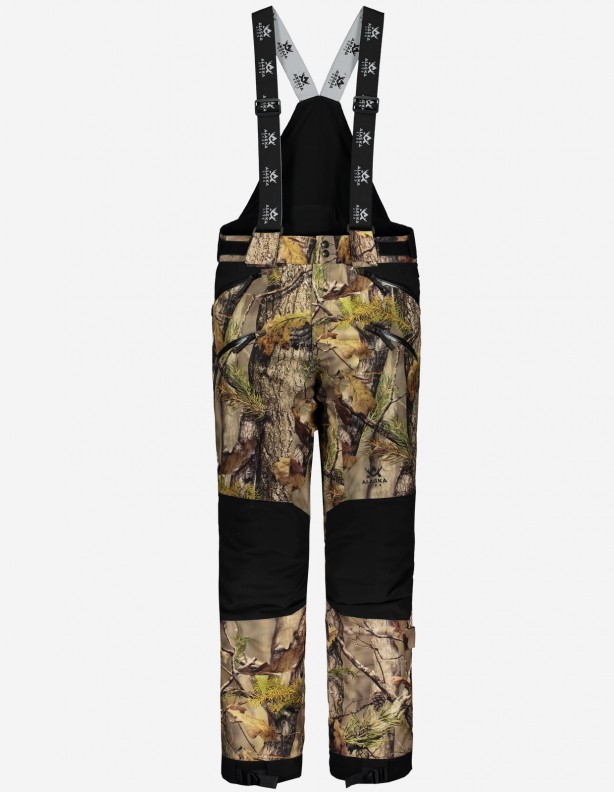 Tundra BlindMax HD - ocieplane spodnie myśliwskie membrana Rain-Stop® ROZM DO 4XL!