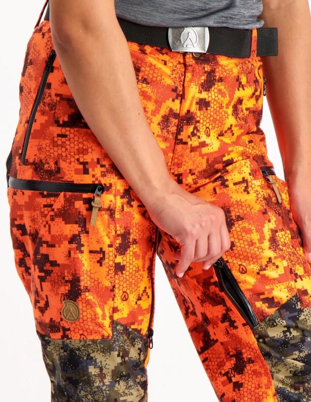 Hirvas Blaze Lady - spodnie na zbiorówki membrana ADS