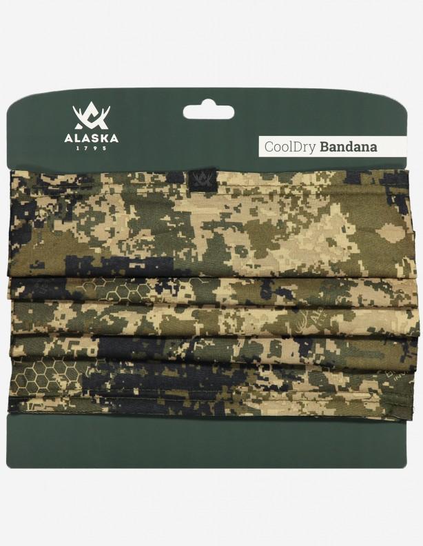 Alaska bandana / ocieplacz na szyję CoolDry® BlindTech Invisible