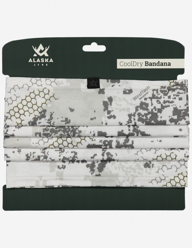 Bandana BlindTech Snow Alaska