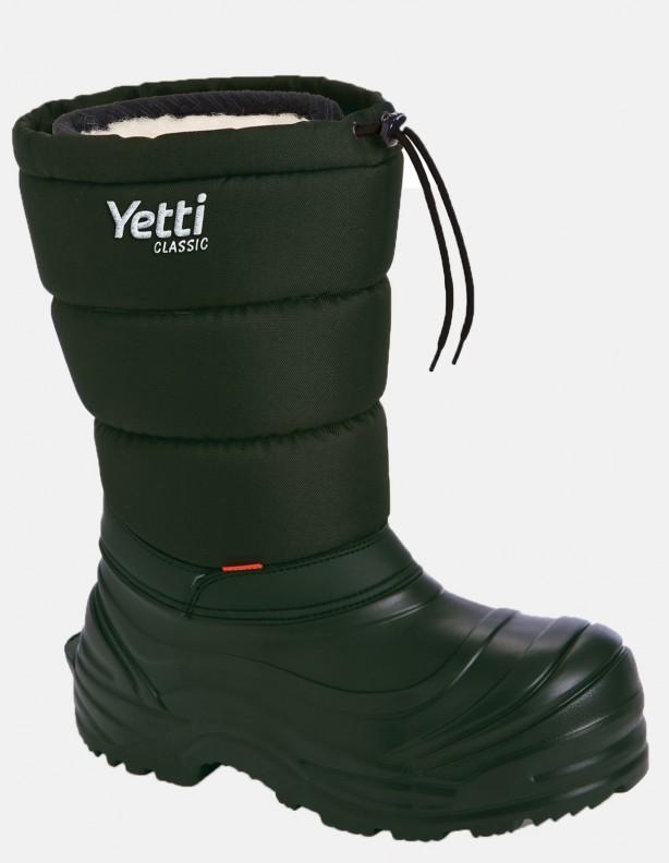 Yetti Classic - lekkie buty na ekstremalne mrozy do -70°C!
