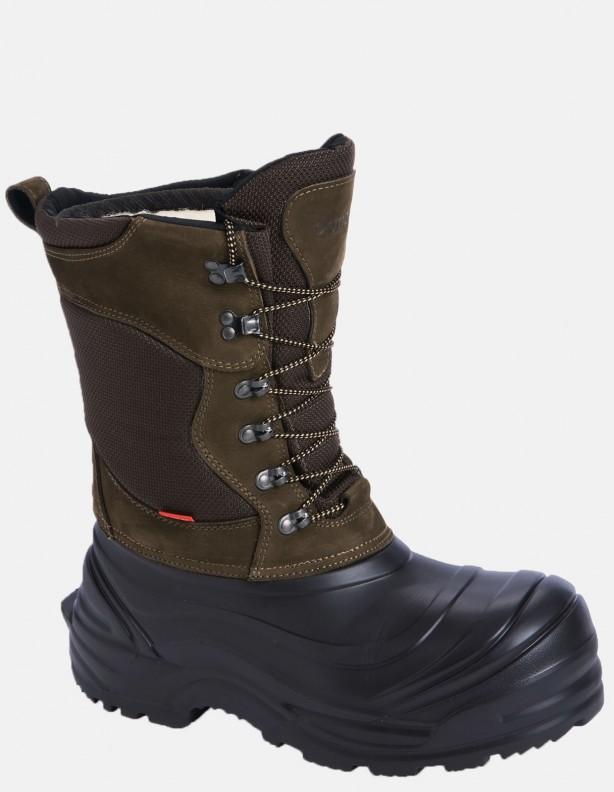 Yetti Pro 2 - lekkie buty zimowe, ocieplenie wełniane
