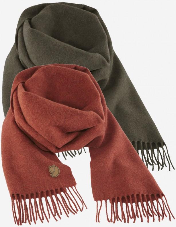 Solid Re-Wool scarf - ciepły szal Fjallraven dwa kolory!
