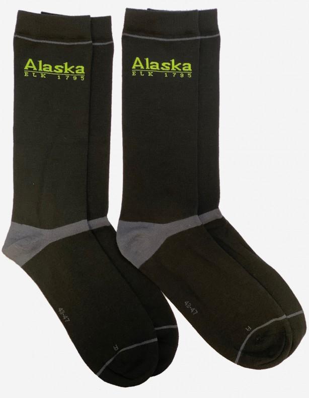 Skarpety 2-pak Coolmaxliner Alaska - 76% Coolmax