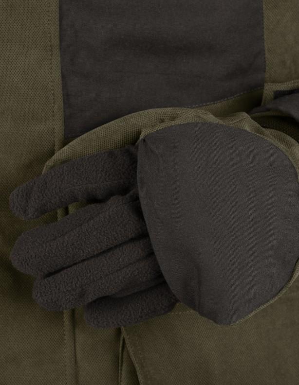 Taiga 2w1- rękawice zimowe z wewętrzną rękawicą polarową