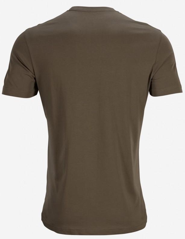Pro Hunter brown - koszulka letnia 100% bawełna