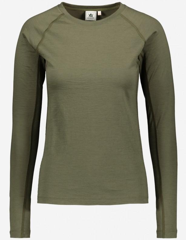 Merino Lady - koszulka z wełny z merynosa