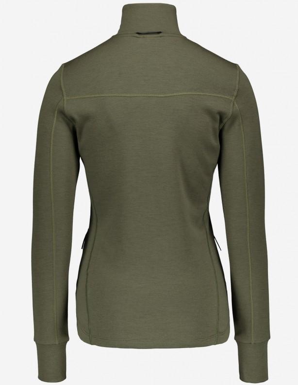 Merino Lady - ciepła damska bluza z wełną z merynosa