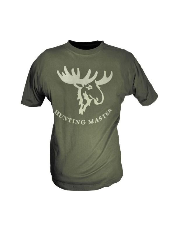 Hunting Master - bawełniana koszulka z łosiem ROZMIAR 3XL, 6XL