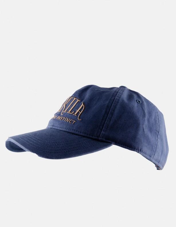 Modi navy - granatowa czapka z daszkiem