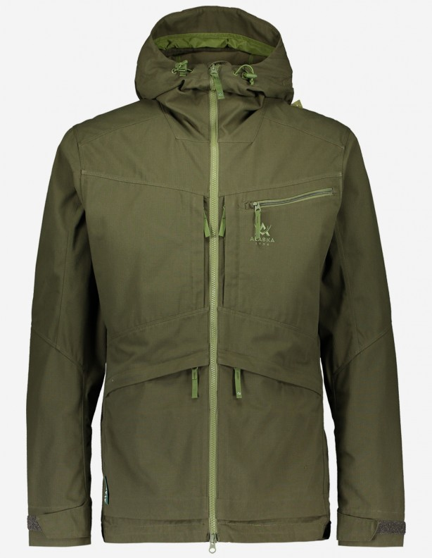 Ranger Green - mocna, letnia kurtka bez membrany