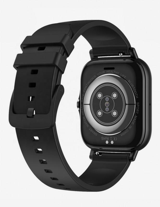 Zegarek EKG S8HD KENYS czarny