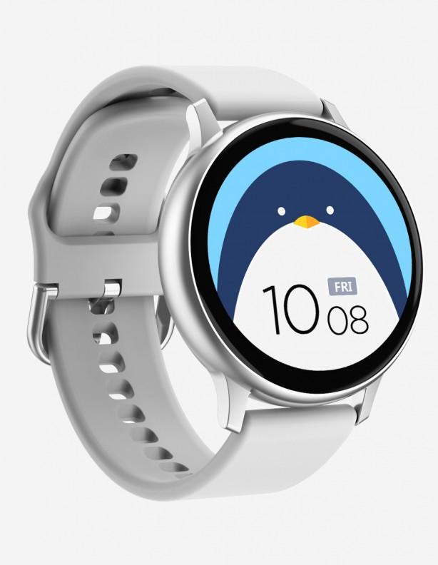 Zegarek EKG S30 Kenys biały