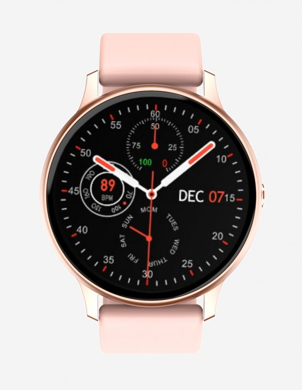 Zegarek EKG S30 KENYS różowy