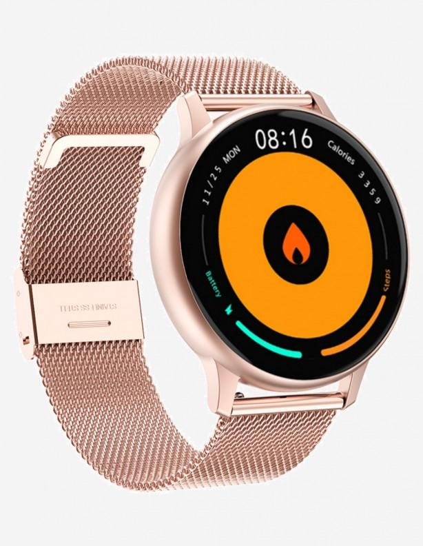 Zegarek EKG S30 Kenys złoty