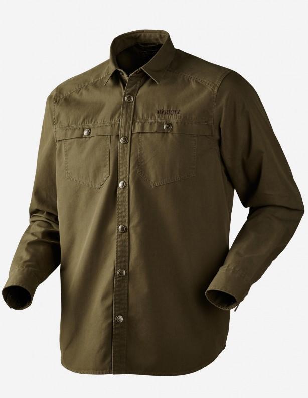 Pro Hunter green - koszula z grubej bawełny TYLKO ROZM L