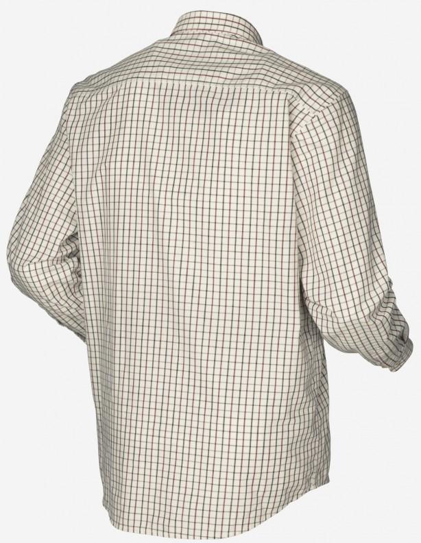 Stornoway Active red check - klasyczna koszula dla aktywnych