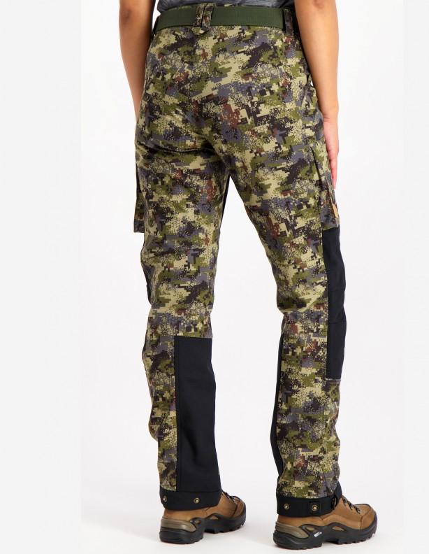 Magga DigiCamo - spodnie softshellowe z membraną ADS®