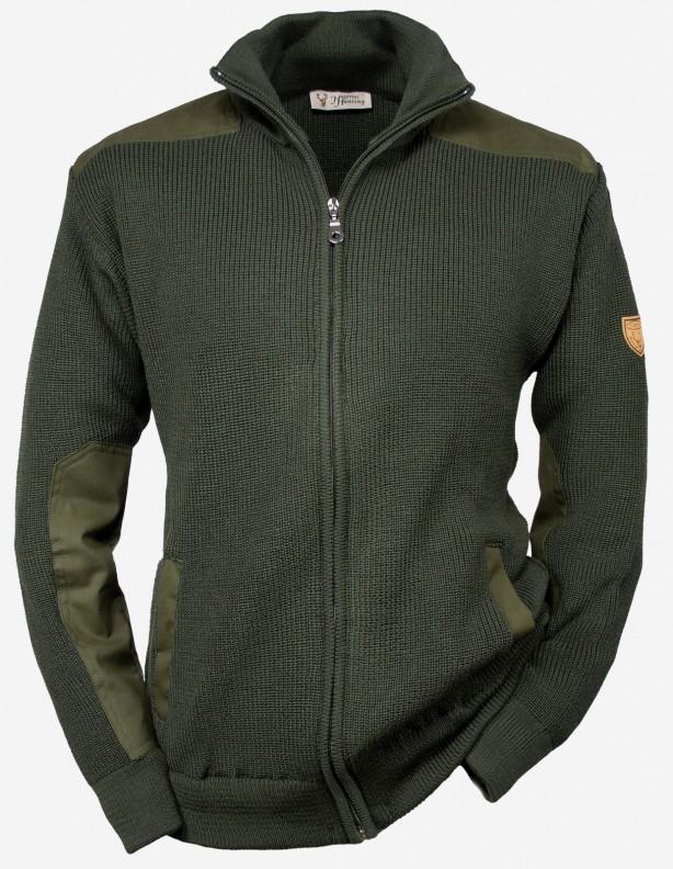 Hubertus - sweter rozpinany do rozmiaru 64!