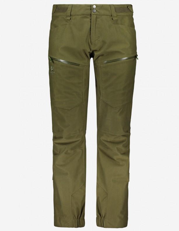 Apex Pro green - spodnie całoroczne membrana APS®