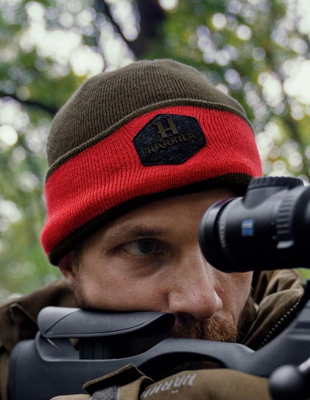 Driven Hunt - wełniana czapka dwustronna
