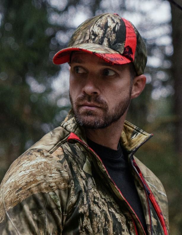 Moose Hunter 2.0 GTX Cap - czapka w kamuflażu membrana Gore-Tex®