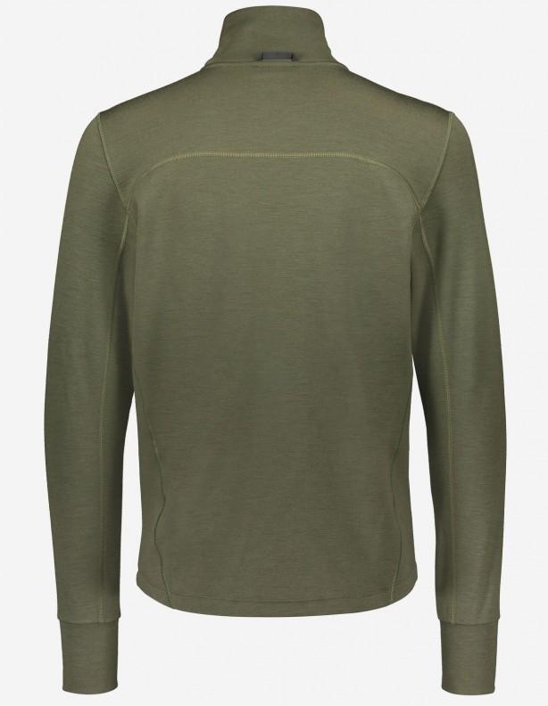 Merino zip - ciepła męska bluza z wełną z merynosa