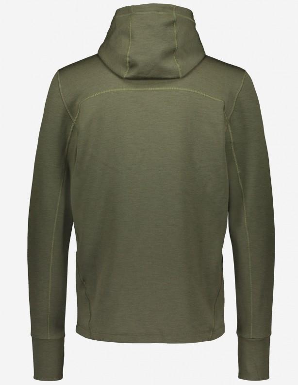 Bluza z kapturem Merino Hoodie 55% wełna z merynosa