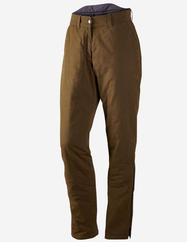 Vigdis ocieplane, damskie spodnie z membraną