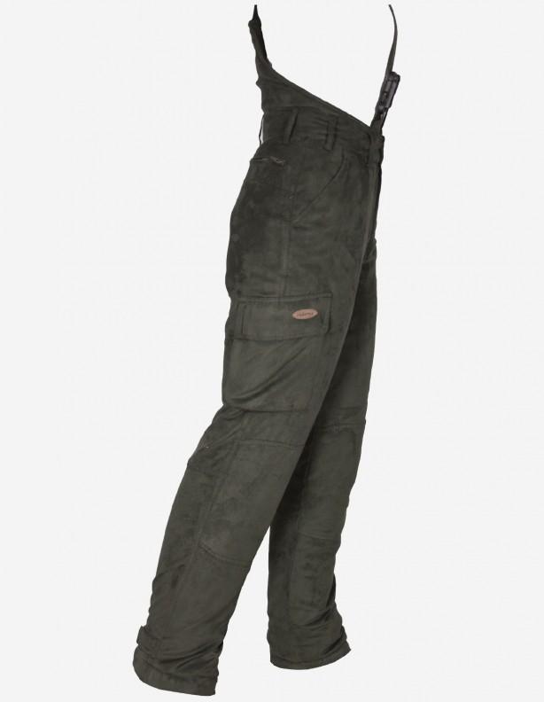 Ocieplane damskie spodnie Hubertus