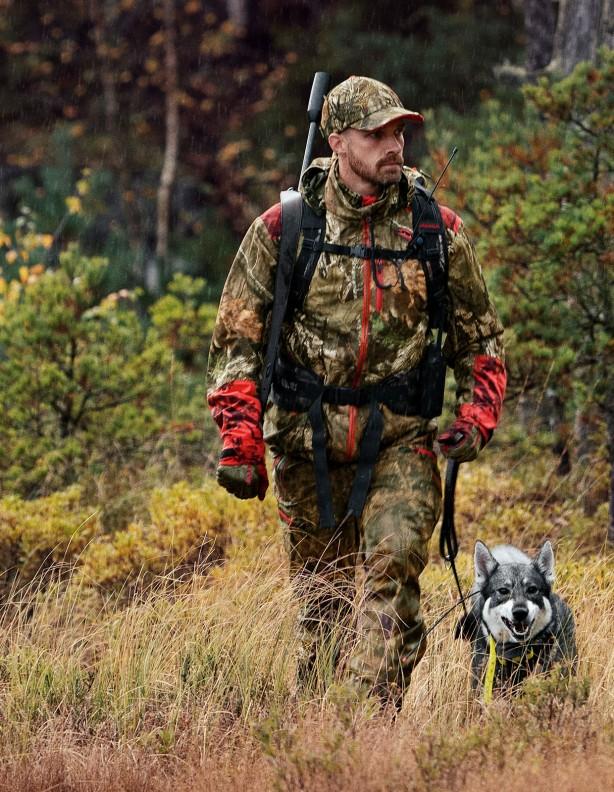 Moose Hunter 2.0 GTX - spodnie myśliwskie na polowanie zbiorowe