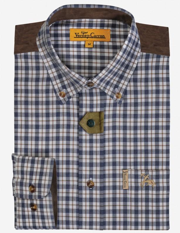 Koszula bawełniana z myśliwym