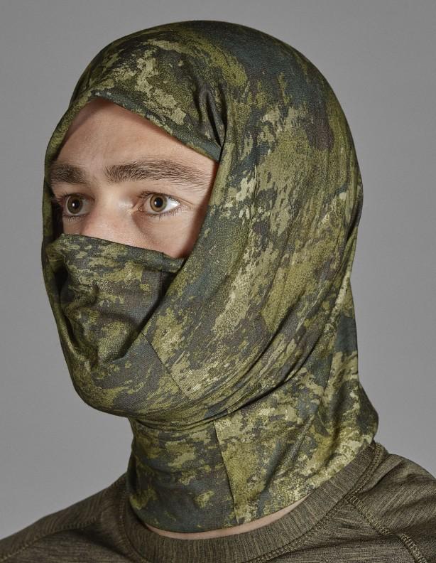 Seeland bandana 2-pak / ocieplacz na szyję zielony