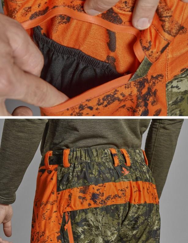 Vantage spodnie na zbiorówkę z membraną