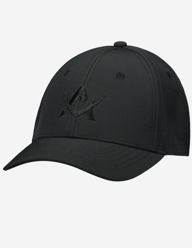 Hunter Black - czapka z daszkiem Alaska