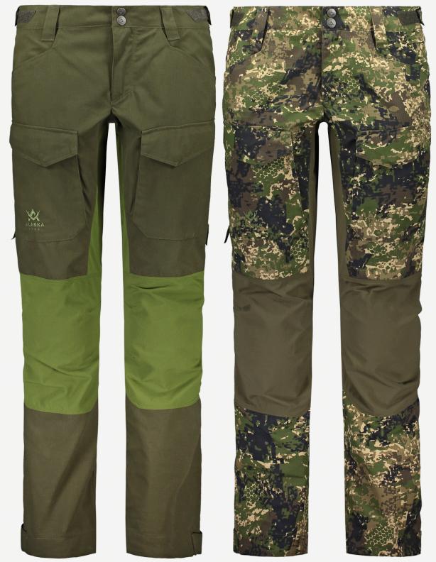 Spodnie myśliwskie letnie Alaska Ranger Lady dwa kolory!