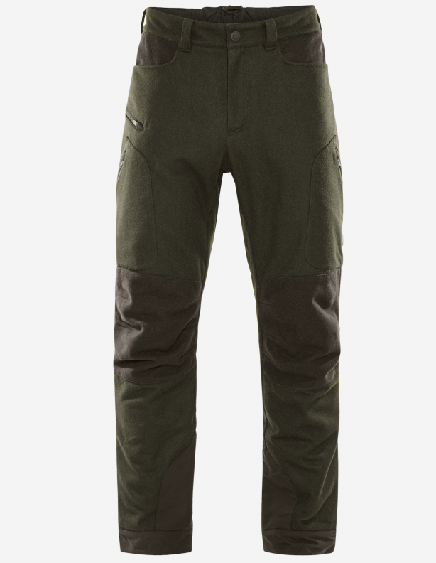 Metso Winter wełniane spodnie myśliwskie