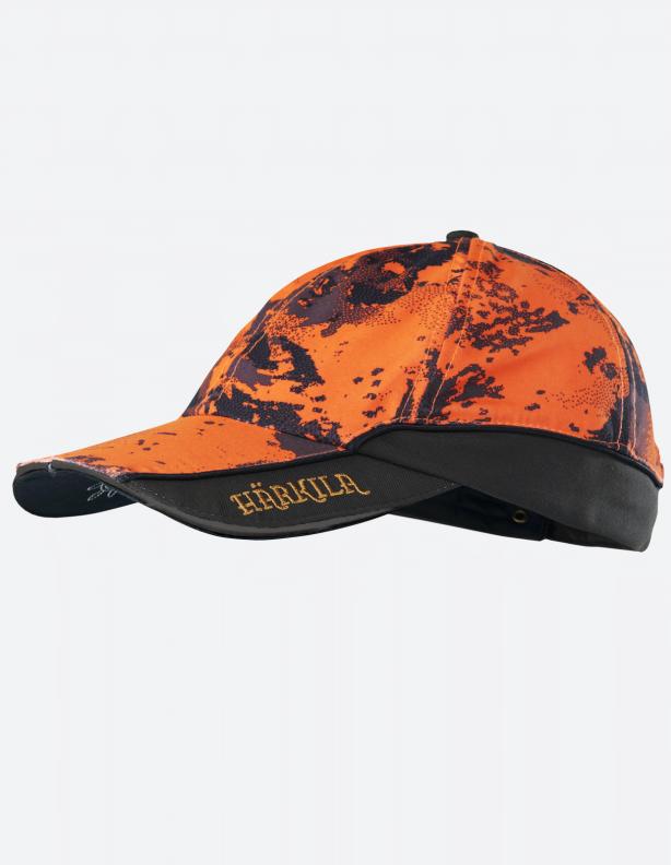 Lynx - czapka na polowania zbiorowe z wbudowanym światłem