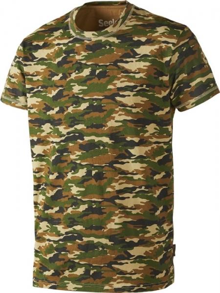 Speckled Camo - bawełniana koszulka kamuflaż ROZM S-3XL